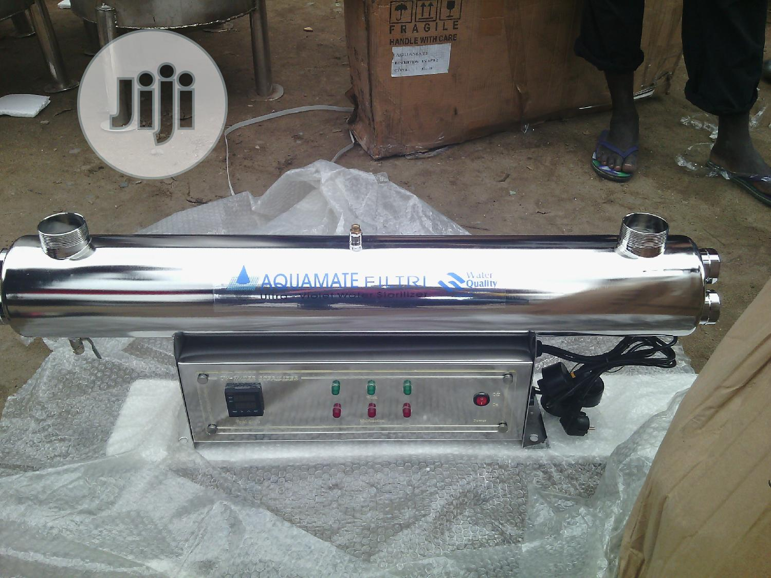 UV Water Sterilizer System