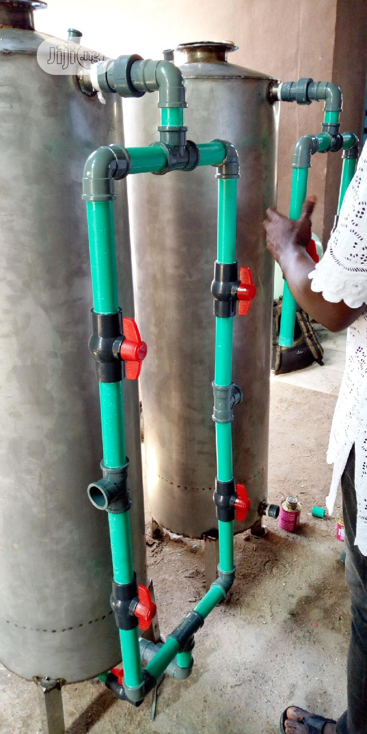 Sales, Installation And Water Treatment