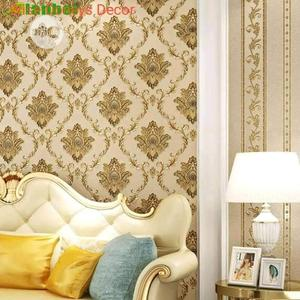 House Wallpaper 3D Panel Window Blind And P O P Works   Building & Trades Services for sale in Lagos State, Lagos Island (Eko)