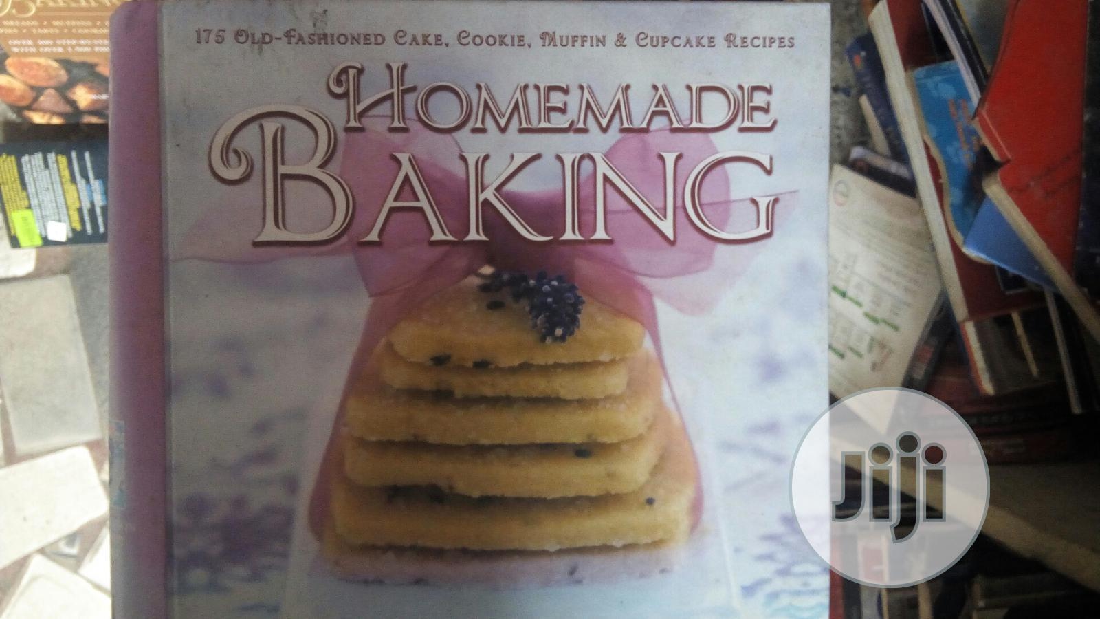 Home Made Baking Cookbook