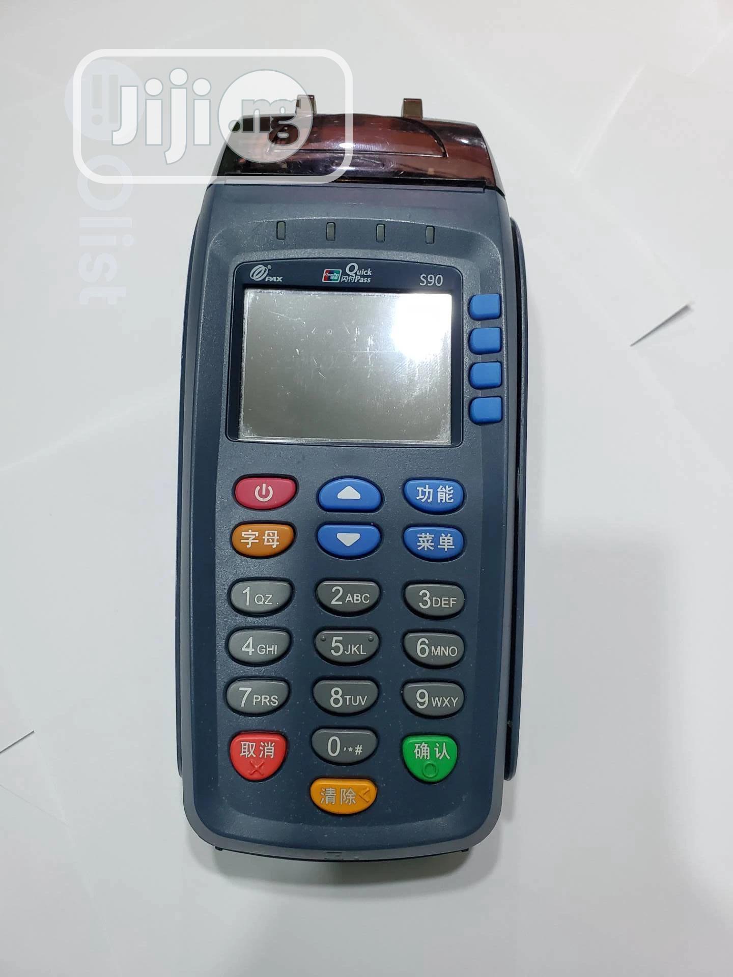 Pos S90 Machine