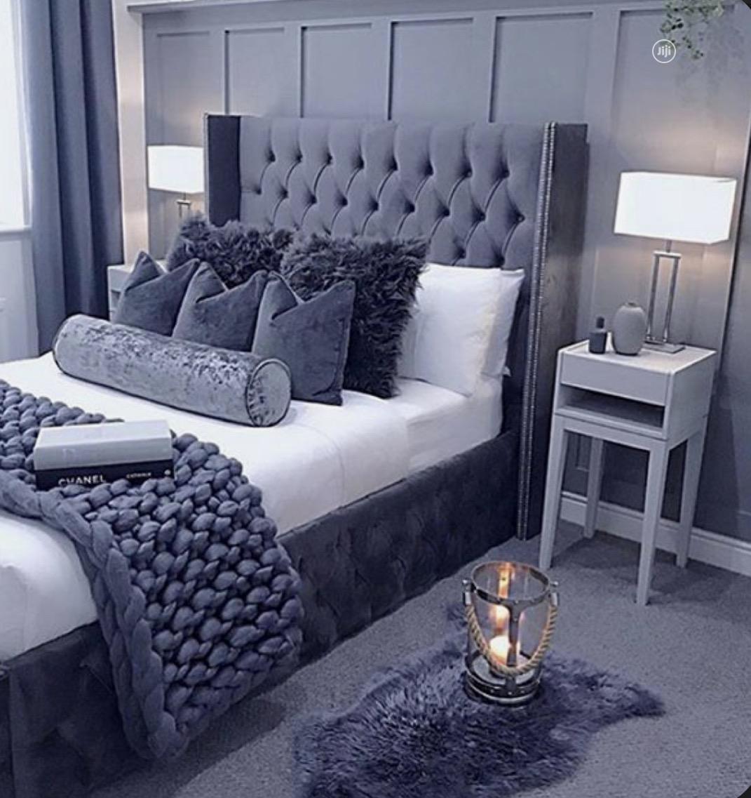 Already Made Luxurious Bed | Furniture for sale in Enugu / Enugu, Enugu State, Nigeria