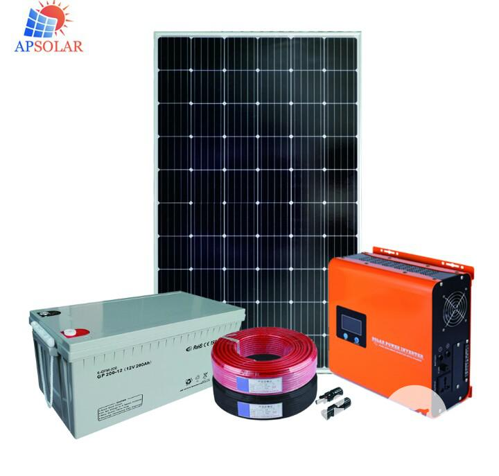 1kva Hybrid Complete Solar Package