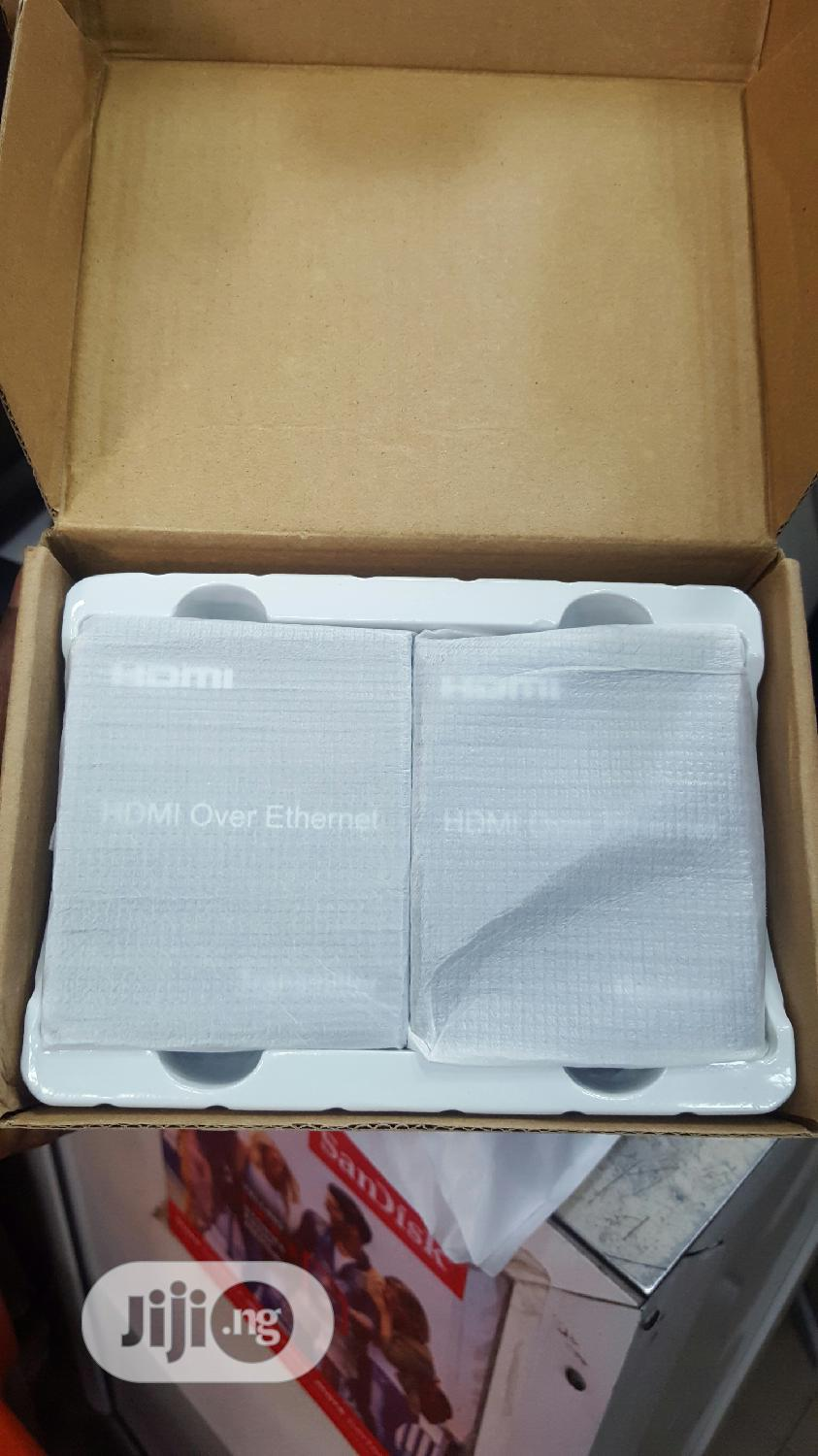 120m Hdmi Extender | Computer Accessories  for sale in Ikeja, Lagos State, Nigeria