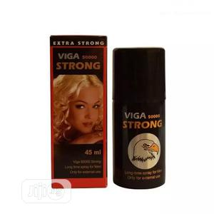 VIGA 50000 Long Time Delay Spray | Sexual Wellness for sale in Lagos State, Yaba