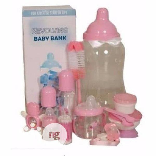 Baby Bank for the Child You Love