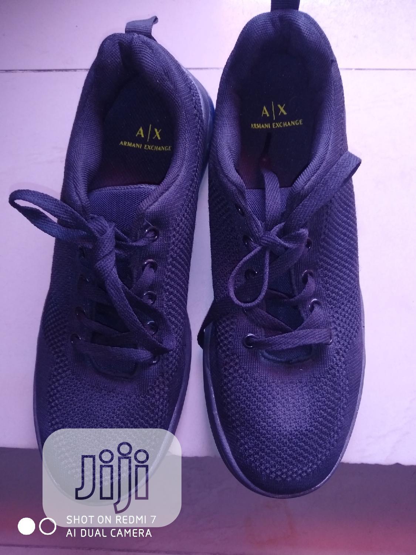 Armani Exchange Shoe.