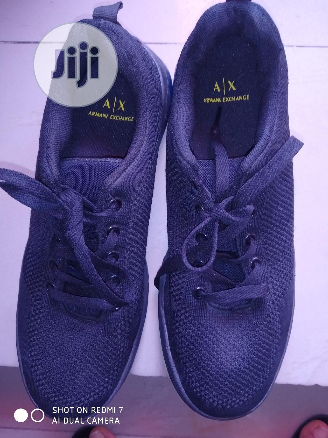Armani Exchange Shoe. | Shoes for sale in Ajah, Lagos State, Nigeria