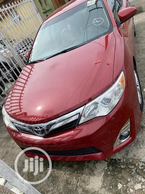 Toyota Camry 2013 Red   Cars for sale in Lagos State, Surulere