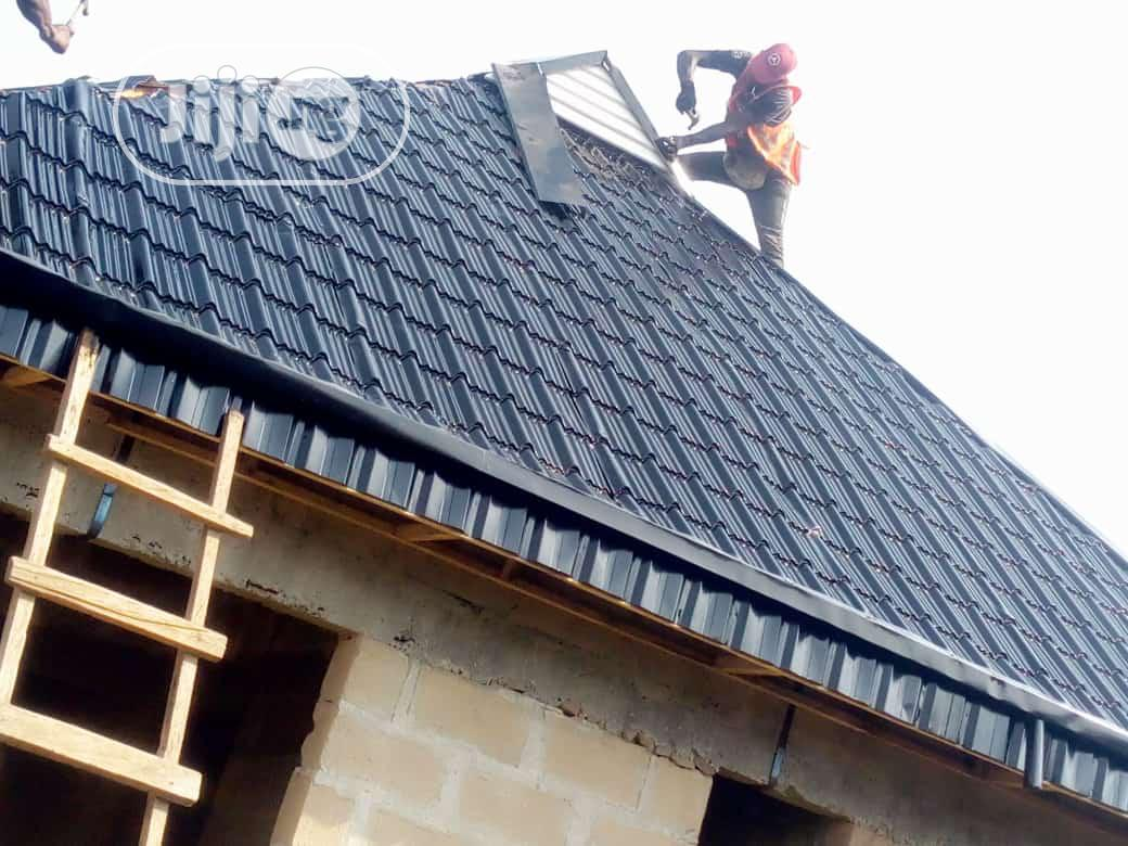 Stelptice Aluminum Roofing Sheet And Install At Wass Aluminu