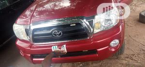 Toyota Tacoma 2006 PreRunner Access Cab Red | Cars for sale in Abuja (FCT) State, Garki 2