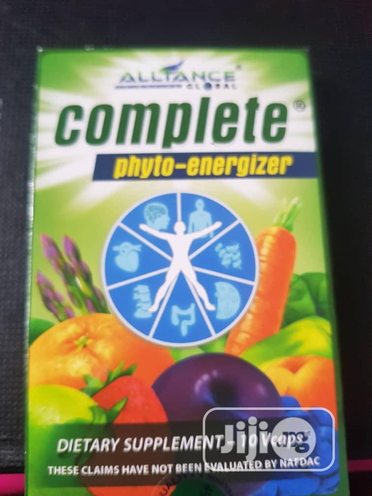 Alliance in Motion Complete Phyto-Energizer Antioxidant