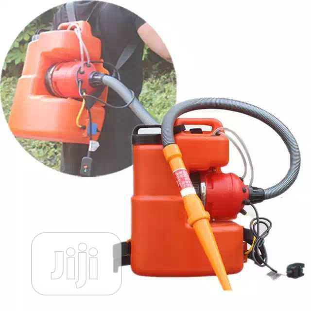 Ulv Fogger Backpack + 25L Disinfectant + Respirator | Farm Machinery & Equipment for sale in Maryland, Lagos State, Nigeria
