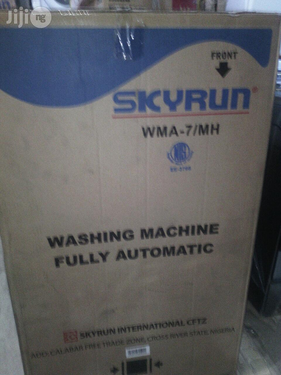 Skyrun Washing Machine And Dryer | Home Appliances for sale in Ojo, Lagos State, Nigeria