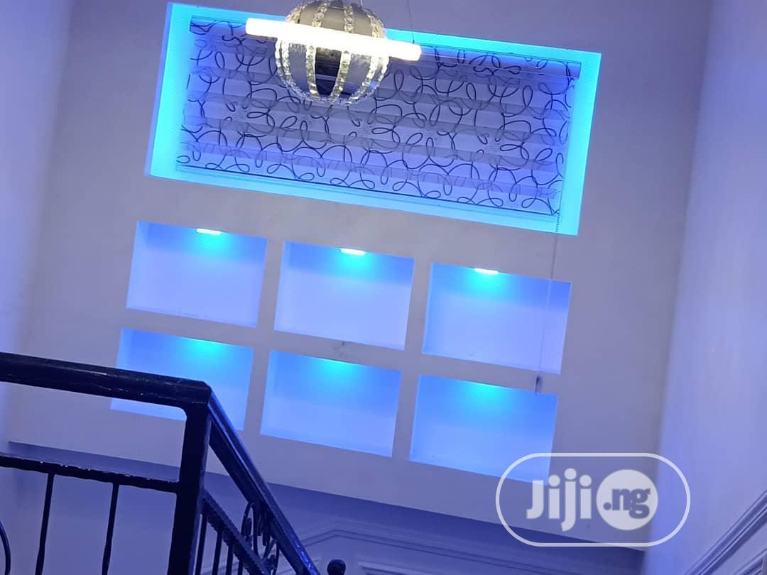 Tv Wall Design An Pop Wall Design | Building & Trades Services for sale in Lagos Island (Eko), Lagos State, Nigeria