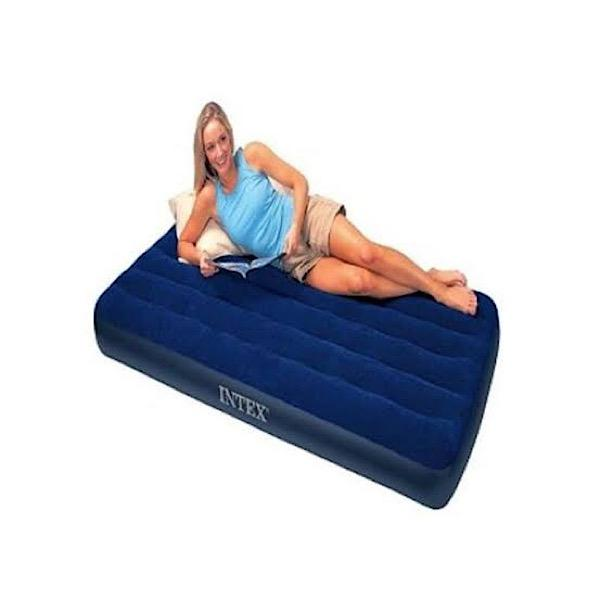Intex Inflatable Bed With Pump