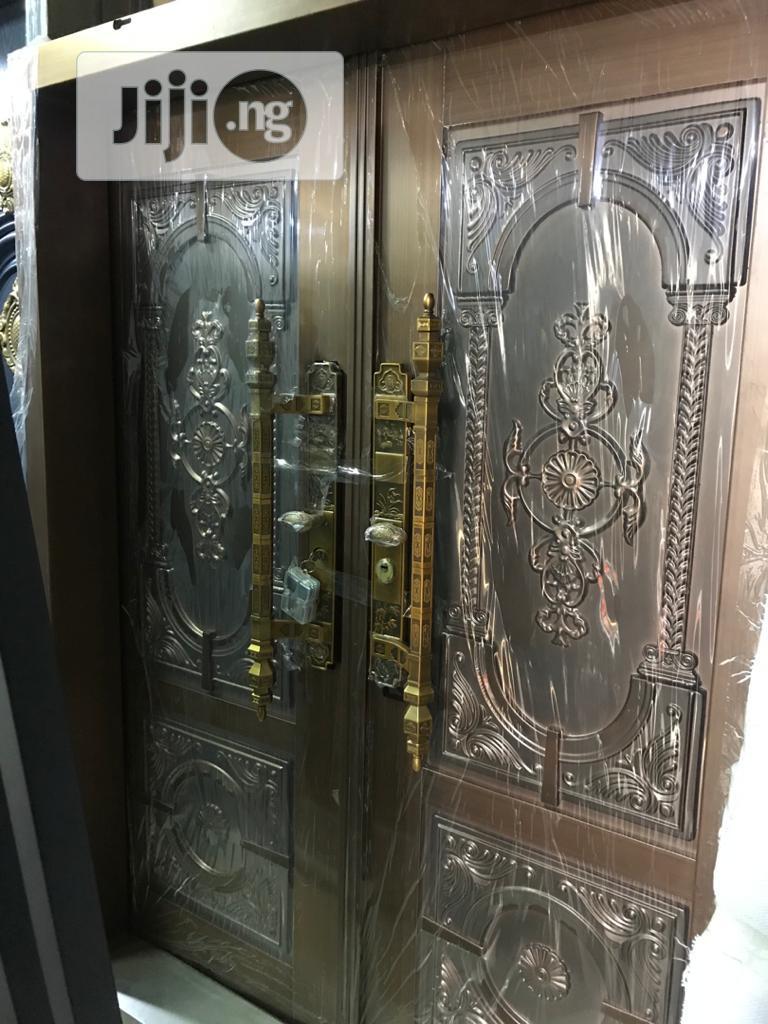 5ft Pure Copper Door