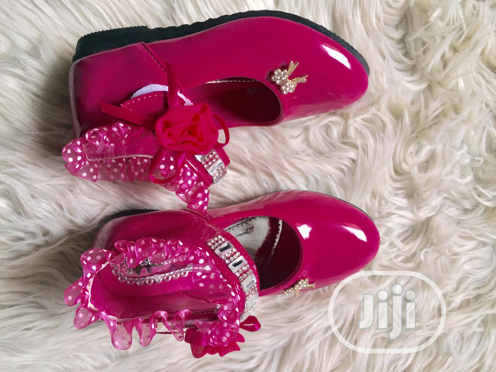 Archive: Glossy Flat Shoes