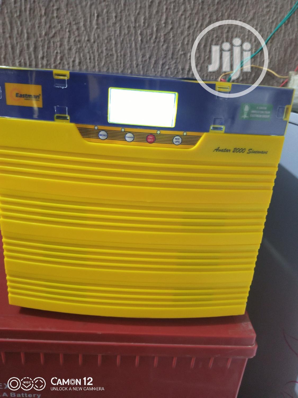 2kva/24v Eastman Inverter