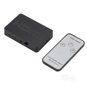 3 Port HDMI Switch - 3 In 1 Out | Computer Hardware for sale in Lagos State, Lagos Island (Eko)