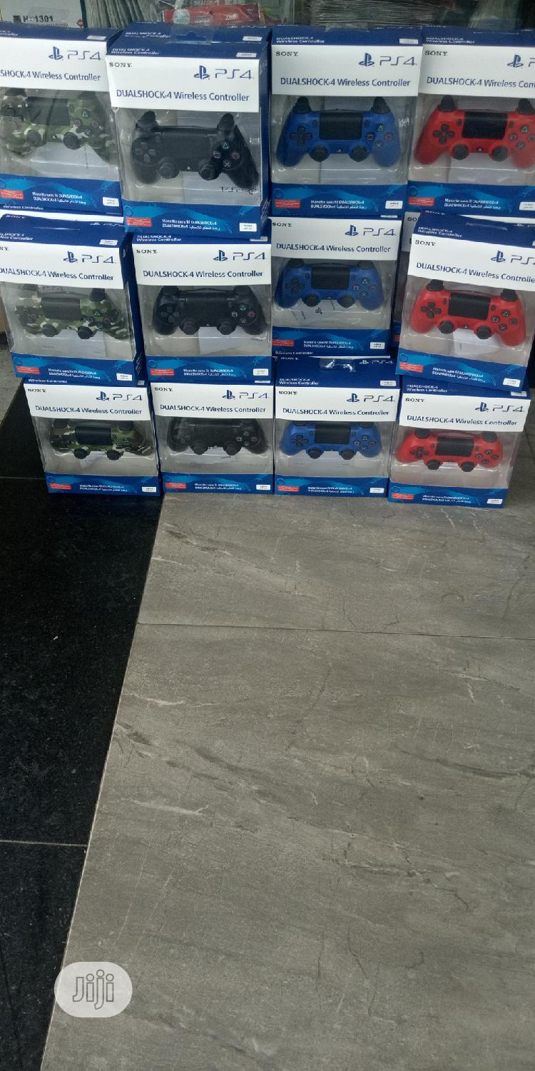 Play Station 4 Pad | Accessories & Supplies for Electronics for sale in Gwarinpa, Abuja (FCT) State, Nigeria