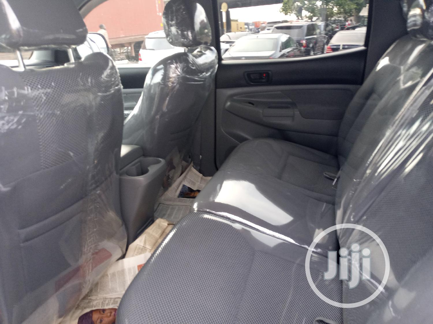 Toyota Tacoma 2008 4x4 Double Cab Blue | Cars for sale in Apapa, Lagos State, Nigeria