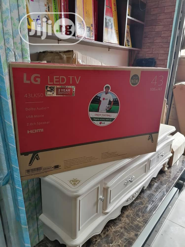 """Archive: Brand New LG 43"""" Inches Television"""