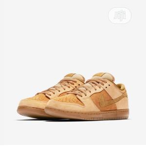 Nike SB Dunk Low QS Wheat   Shoes for sale in Lagos State, Magodo