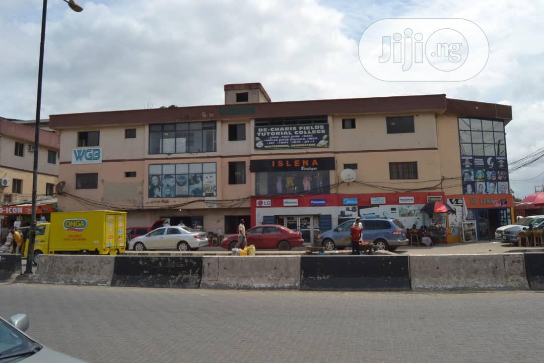 2 Blocks Of 2-storey Shopping Plaza/Office Complex, 4 Sale | Commercial Property For Sale for sale in Isolo, Lagos State, Nigeria