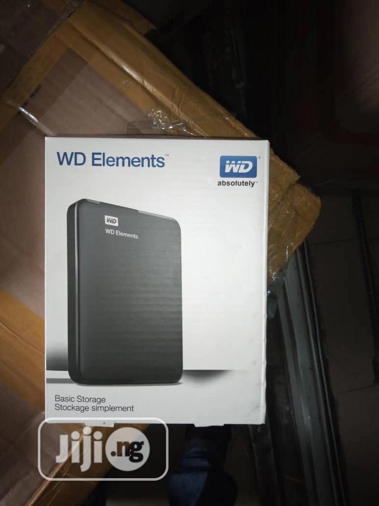WD Element External Hard Drive Sata Case 3.0 USB Speed