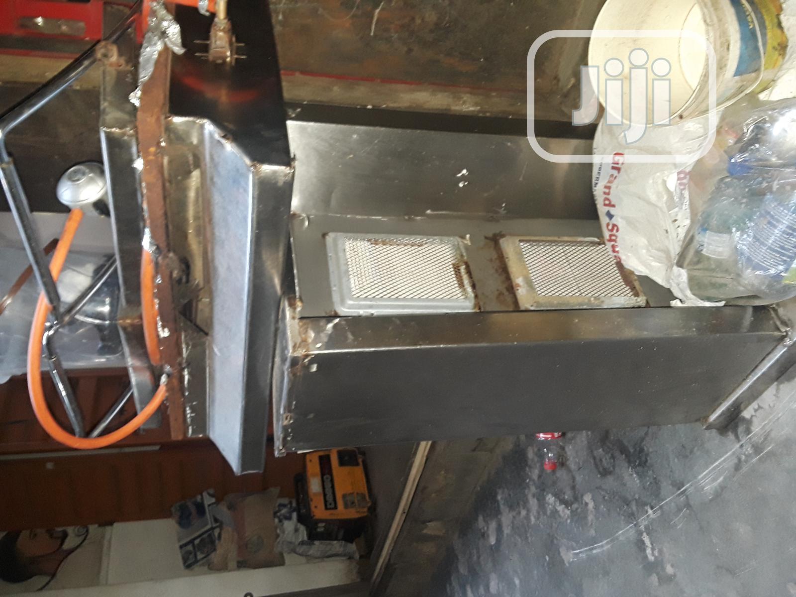 Archive: Shawarma Machine