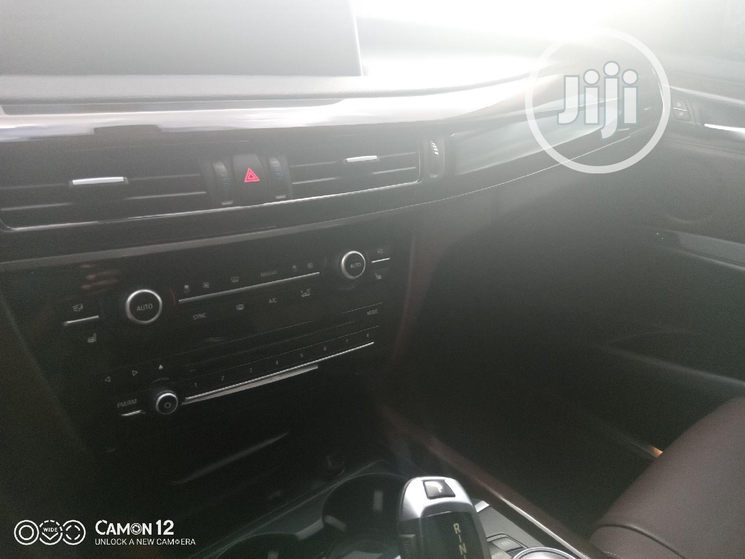 BMW X5 2015 Black | Cars for sale in Central Business Dis, Abuja (FCT) State, Nigeria