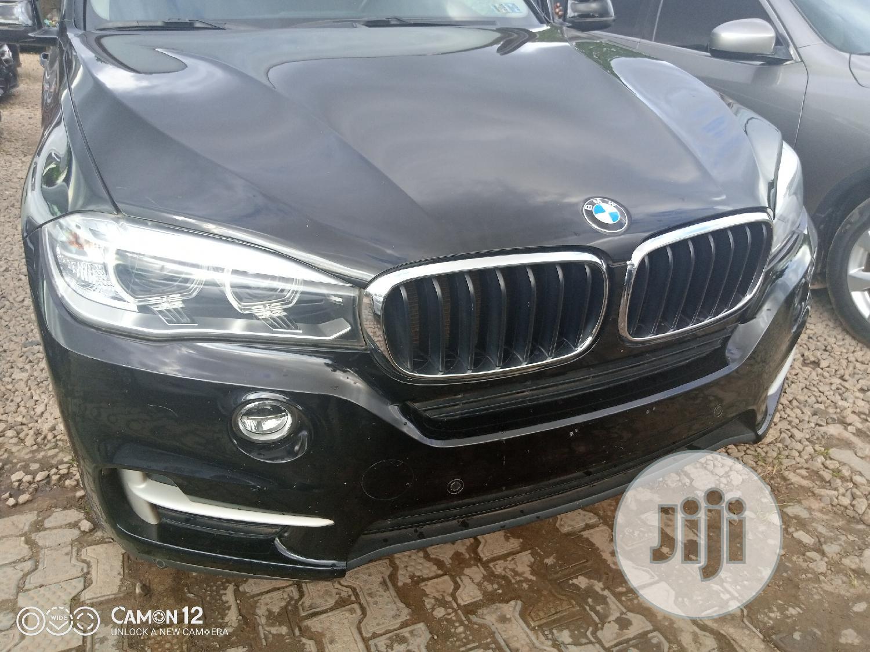 BMW X5 2015 Black