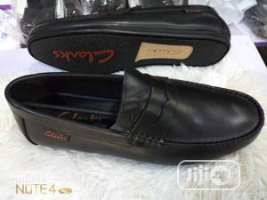 Black Clarks Shoe | Shoes for sale in Lagos State, Lagos Island (Eko)
