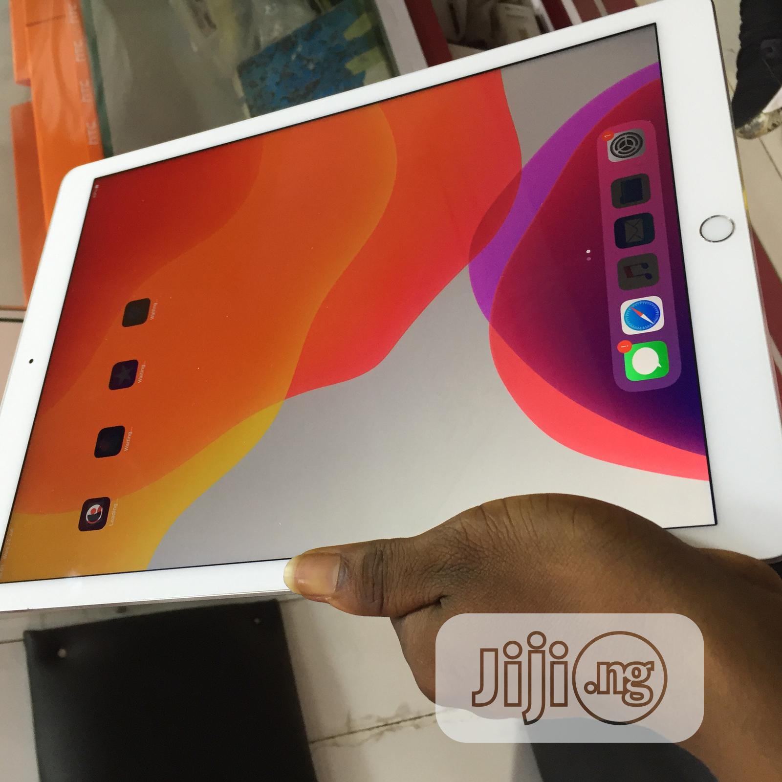 Apple iPad Pro 12.9 128 GB White | Tablets for sale in Ikeja, Lagos State, Nigeria