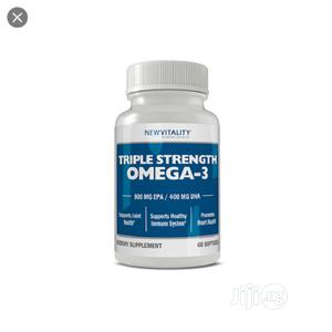 Triple Strength Omega-3   Vitamins & Supplements for sale in Lagos State, Ojo