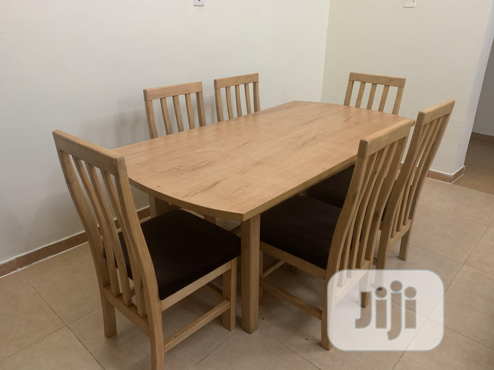 Turkish Dining Table With 6 Chairs