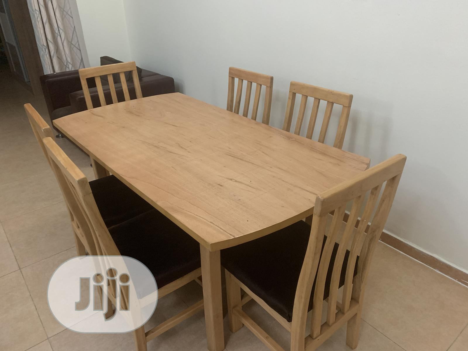 Turkish Dining Table With 6 Chairs | Furniture for sale in Wuse 2, Abuja (FCT) State, Nigeria