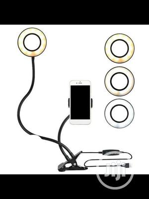 Ring Light ( Professional Mobile Selfie Ring Light)   Accessories & Supplies for Electronics for sale in Lagos State, Shomolu