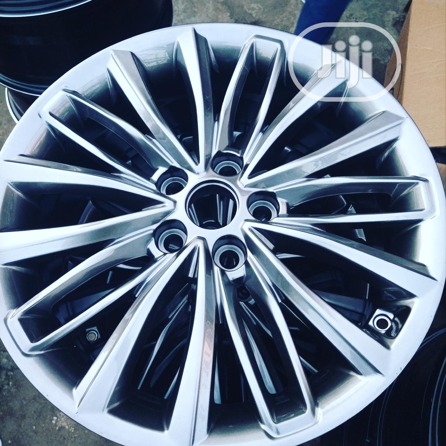 Archive: 18 Inches Rim All Available