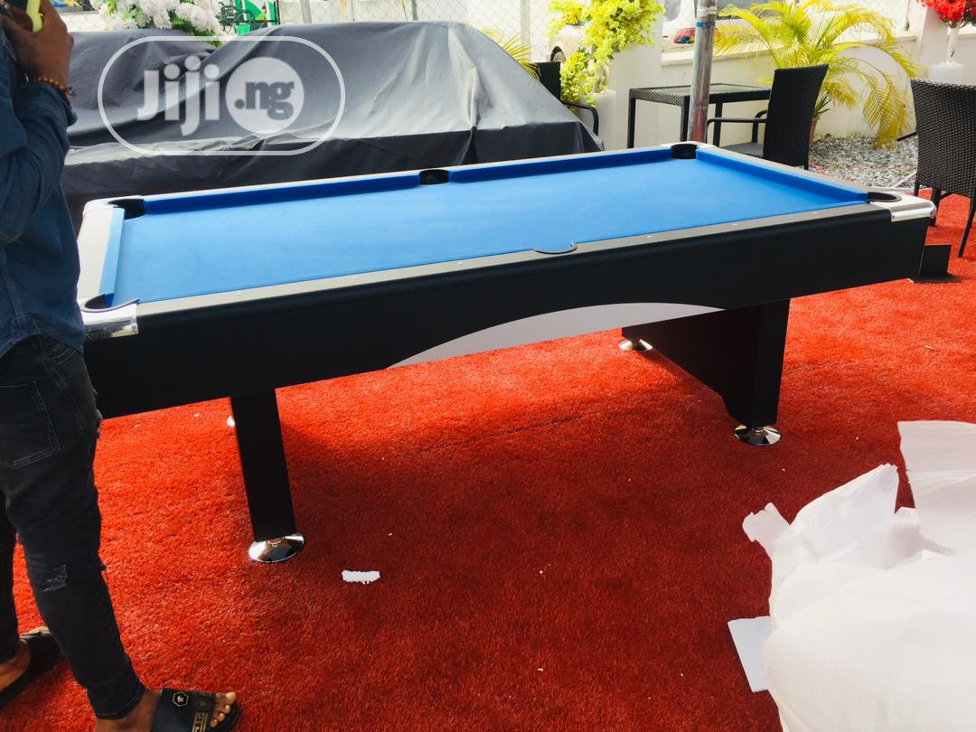 Snooker Tables With Accessories