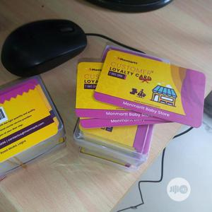 Boost Sales With Customers Loyalty Cards In Nigeria   Printing Services for sale in Lagos State, Ikeja