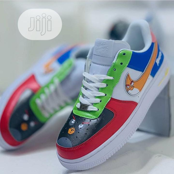 Air Force 1 Angry Birds in Magodo