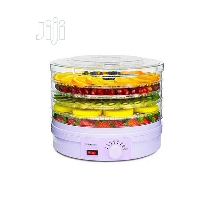 Archive: Food Dehydrator -fruits & Veggies Dryer With Temp. Control