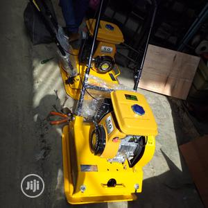 C90 Plate Compactor Vibrating Machine | Electrical Equipment for sale in Lagos State, Ojo