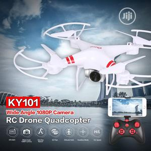 KY101 1080P Wifi Quadcopter Drone | Photo & Video Cameras for sale in Lagos State, Ikeja