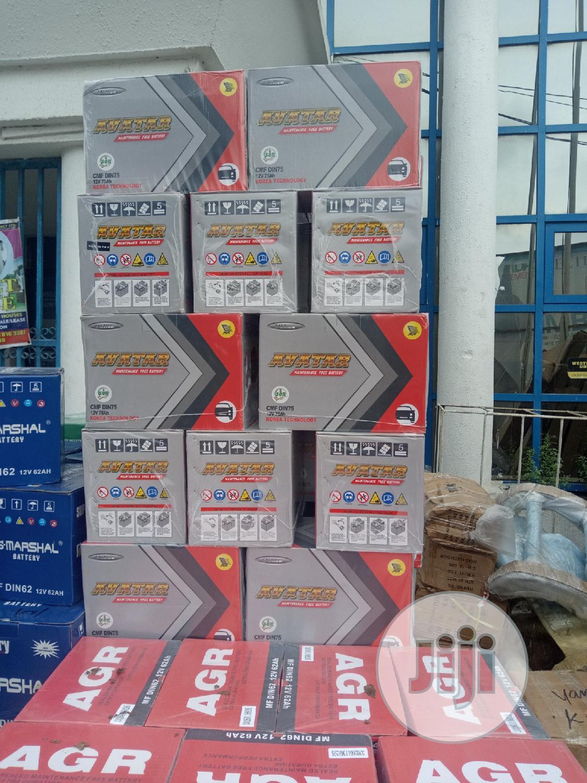 12v 75ah Avatar Maintenance Battery