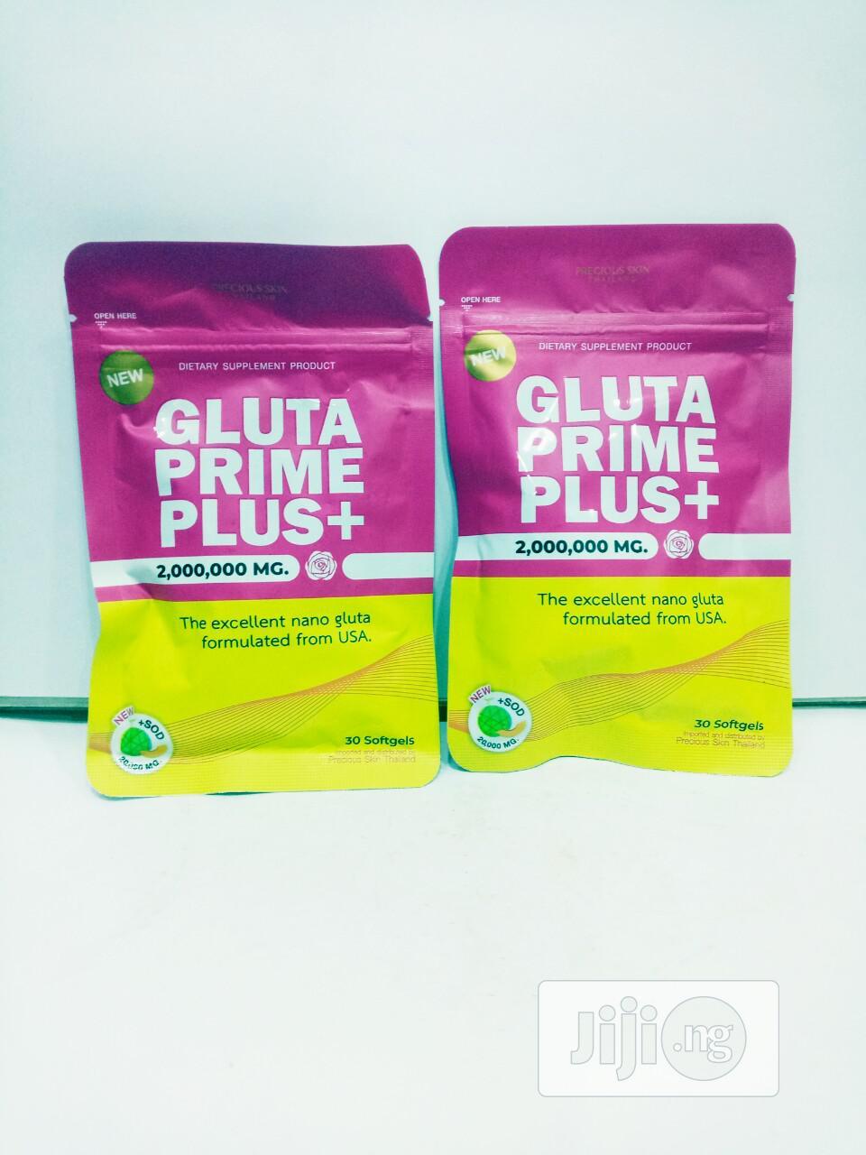 Archive: Gluta Prime PLUS +