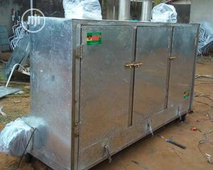 500 × 1kg Stainless Interior Fish Smoking Kiln New | Farm Machinery & Equipment for sale in Imo State, Owerri