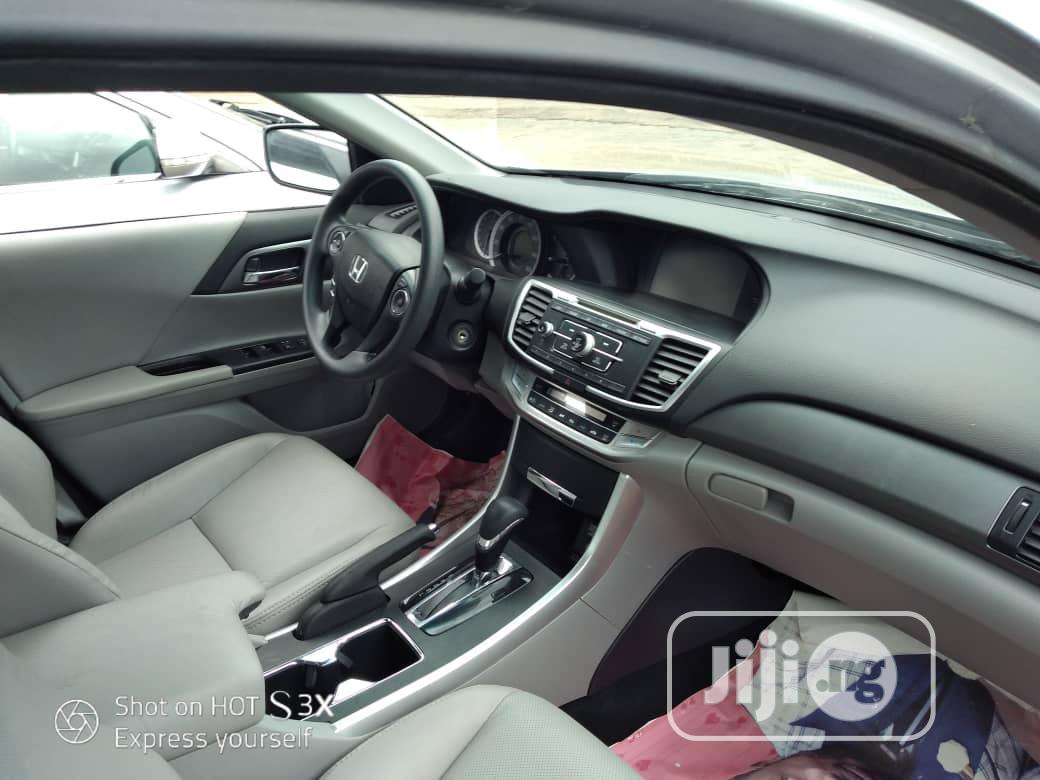 Honda Accord 2013 Silver | Cars for sale in Ibadan, Oyo State, Nigeria